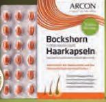 Bockshorn + Mikronährstoff Haarkapseln von Arcon