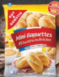 Mini Baguettes von Gut & Günstig