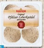 Original Pfälzer Leberknödel von Kalnik