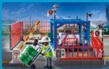 Frachtlager 70773 von Playmobil