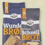 Bio-Brotbackmischung von Bauckhof