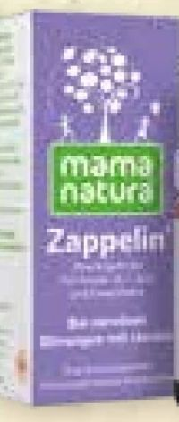 Mama Natura Zappelin Globuli von DHU