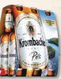 Premium-Bier von Krombacher