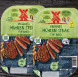 Veganes Mühlen Steak von Rügenwalder Mühle