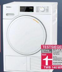 Wärmepumpentrockner TWB 140 WP von Miele