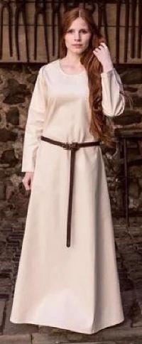 Damen Unterkleid Freya Mittelalter von Elbenwald