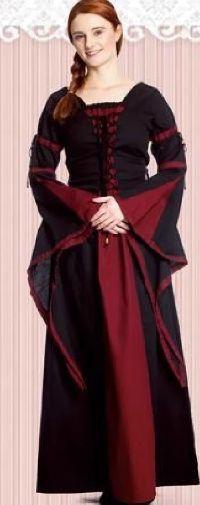 Damen Mittelalterkleid Elisa von Elbenwald