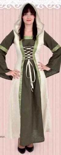 Mittelalter Kleid Genoveva von Elbenwald