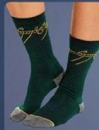 Socken Der Eine Ring Herr der Ringe von Elbenwald