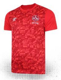 Herren Training-Shirt 20/21 1. FCN von umbro