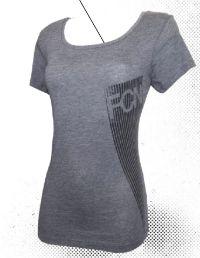 Lady-Shirt  Stripes von 1. FCN