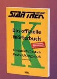 Wörterbuch Das offizielle Star Trek von Elbenwald