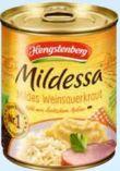 Sauerkraut von Hengstenberg