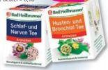 Arzneitee-Mischungen von Bad Heilbrunner