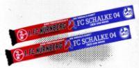 1. FCN Schal HD Eine Freundschaft Die Niemals Endet von umbro
