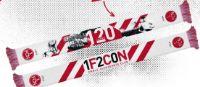 1. FCN Schal 120 Jahre von umbro