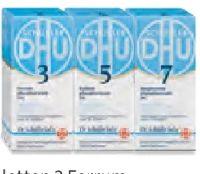 Schüßler-Salze Biochemie DHU-Energie-Kur von DHU