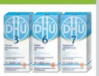 Schüßler-Salze Biochemie von DHU