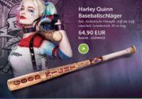 Baseballschläger Harley Quinn Suicide Squad von Elbenwald