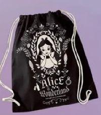 Sportbag Zauberspiegel Alice im Wunderland von Elbenwald