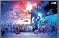 Star Wars Universum Maxi Poster von Elbenwald