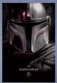 The Mandalorian Dark Maxi Poster von Elbenwald