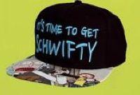 Cap Snapback Get Schwifty Rick and Morty von Elbenwald