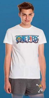 One Piece - Strohhutbande Skull Logo Pyjama von Elbenwald