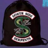 South Side Serpents Sportbag Riverdale von Elbenwald