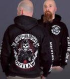 Herren Hoodie American Outlaw Sons of Anarchy von Elbenwald