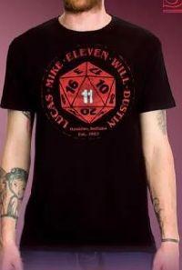 Eleven Dice T-Shirt für Stranger Things Fans von Elbenwald