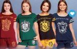 Damen Pyjama Ravenclaw Harry Potter von Elbenwald