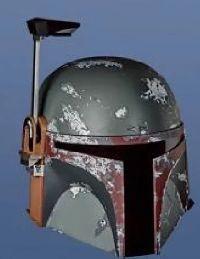 Star Wars Boba Fett Helm Premium Replik von Elbenwald