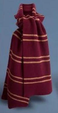 Wollschal Original Gryffindor Harry Potter von Elbenwald