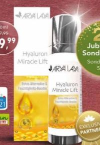 Hyaluron Miracle Lift von Arya Laya
