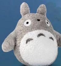 Plüsch Figur Chuu-Totoro von Elbenwald