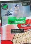 Erdnüsse von Raiffeisen Tierfreund