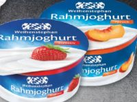 Rahmjoghurt von Weihenstephan
