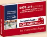 Schlemmerblock Hanau & Main-Kinzig-Kreis Freizeit