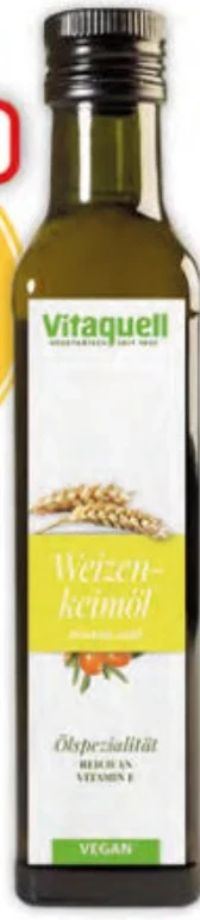 Weizenkeimöl von Vitaquell