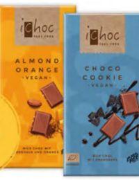 Bio-Schokolade von iChoc