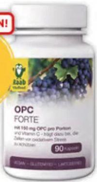 OPC Forte Kapseln von Raab