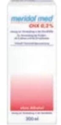 Meridol Med CHX von CP Gaba Pharm