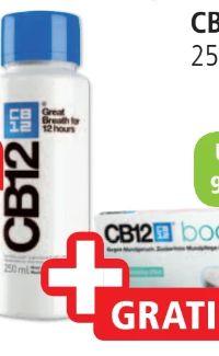 Mundspülung CB12 von Meda Pharma