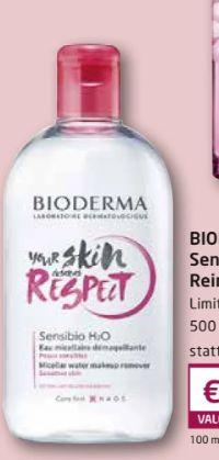 Bioderma Sensibio H2O von Aktiv-Derma