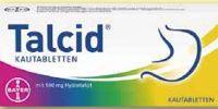 Talcid Kautabletten von Bayer Healthcare