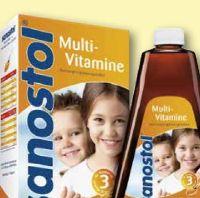 Saft Multi-Vitamine von Sanostol