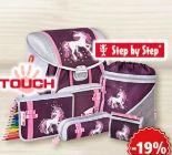 Schulranzenset Touch Unicorn von Step By Step