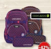 Schulrucksack-Set von Coocazoo