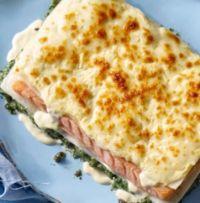 Lachs-Lasagne von Eismann